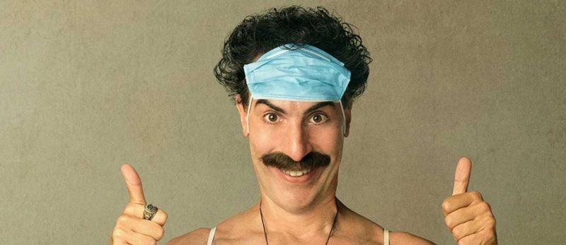 Borat 2 - są pierwsze recenzje. Krytycy wydali swoje bardzo pozytywne opinie