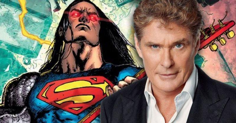 David Hasselhoff jako Superman! DC wypuszcza krótkie animacje ze świata Death Metal