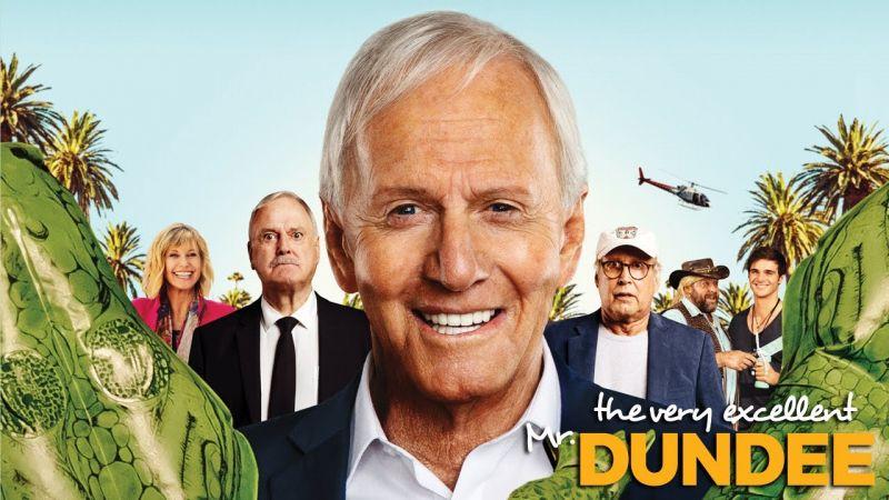 The Very Excellent Mr. Dundee - Paul Hogan powraca i gra samego siebie! Zobaczcie zwiastun