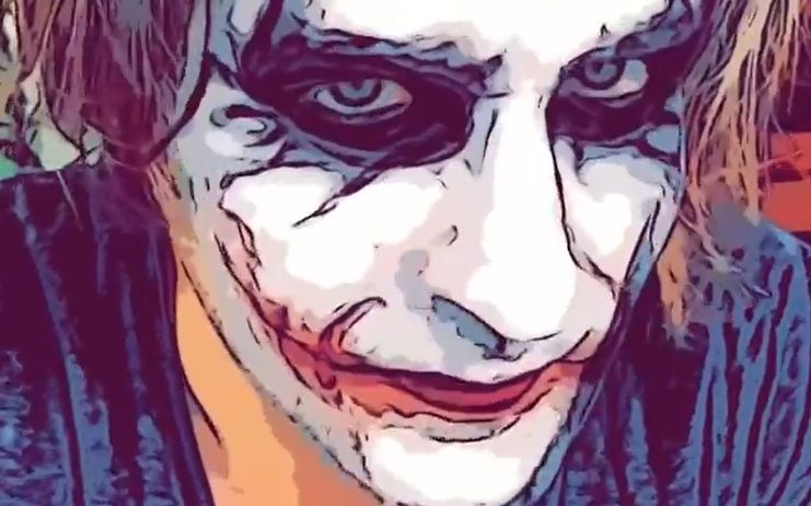 Piotr Stramowski jak Heath Ledger? Aktor próbuje swoich sił jako Joker