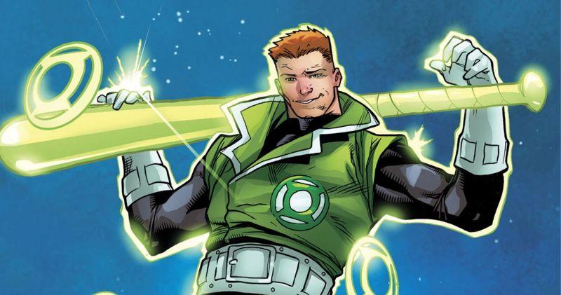 Green Lantern - opisy postaci serialu HBO Max zdradzają nowe szczegóły produkcji