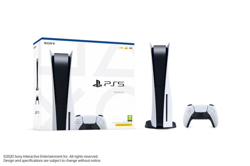 Sony obiecuje dostarczyć więcej konsol PS5 w okresie przedświątecznym