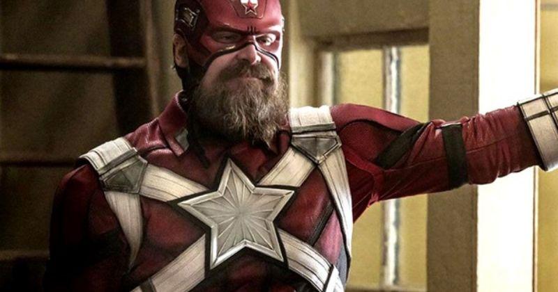 Kapitan Ameryka kontra Red Guardian? David Harbour o pomyśle na film