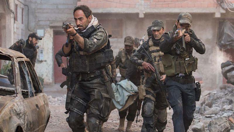 Mosul - zwiastun wojennego filmu Netflixa. Bracia Russo producentami