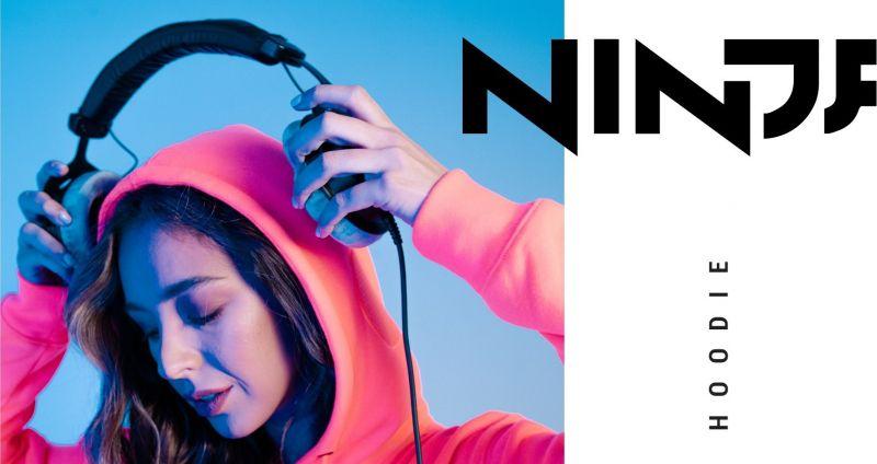 Ninja wypuści autorską bluzę z kapturem przystosowaną do grania w słuchawkach