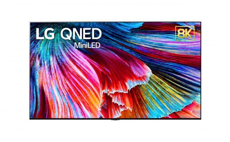 LG zaprezentuje swój pierwszy telewizor QNED Mini LED podczas CES 2021