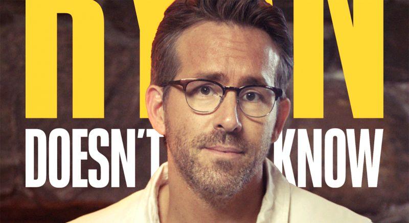 Ryan Reynolds będzie uczył się nowych rzeczy w oryginalnym serialu Snapchata