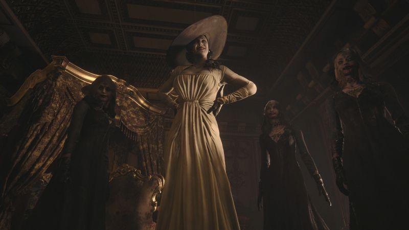 Resident Evil: Village – koszykarka i modelka została słynną wampirzycą. Zobacz imponujący cosplay