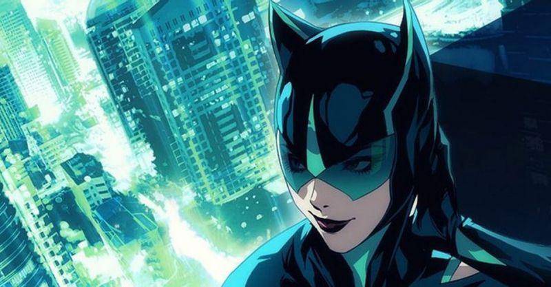 Catwoman ma zupełnie nowy strój i własny symbol. To ona wiedzie lud Gotham na barykady