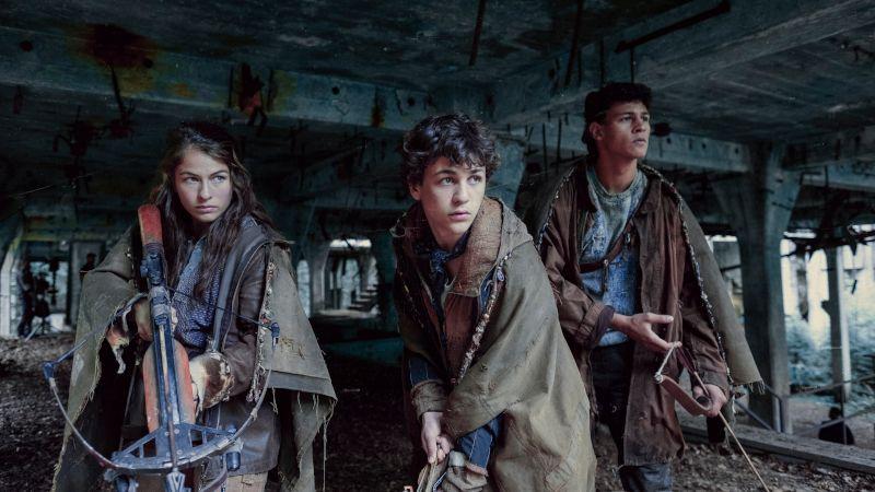 Netflix - premiery na luty 2021. Nowe filmy i seriale w serwisie - lista tytułów