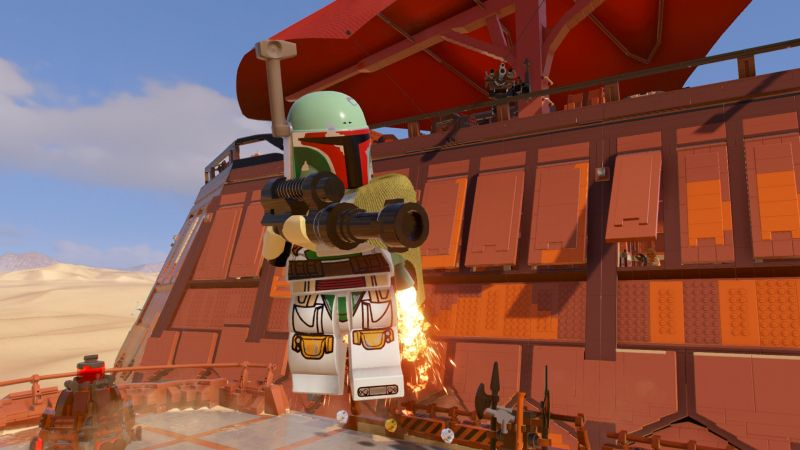 LEGO Gwiezdne Wojny: Saga Skywalkerów zaoferuje 300 grywalnych postaci. Babu Frik jedną z nich