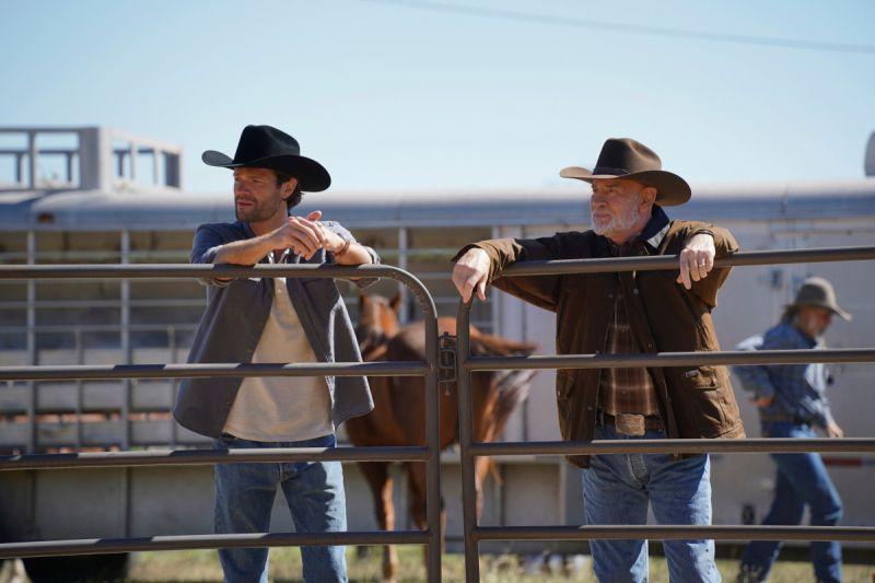 Walker - nowe zdjęcia z rebootu serialu Strażnik Teksasu