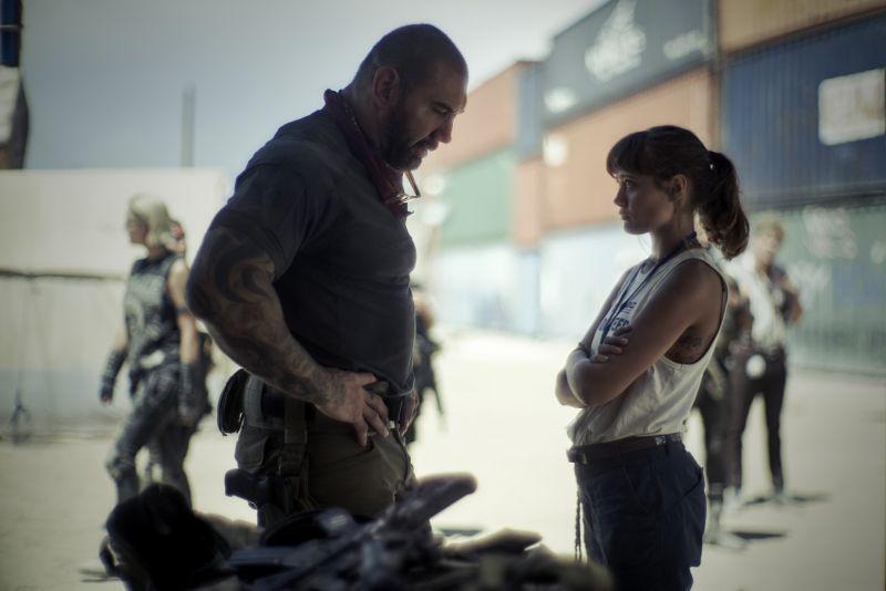 Armia umarłych - dlaczego Dave Bautista zdecydował się wystąpić w filmie?