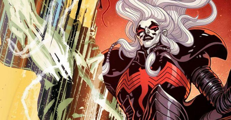 Marvel ujawnia tożsamość boga światła! Arcywróg Knulla już tu jest i robi cuda z ciałem Venoma