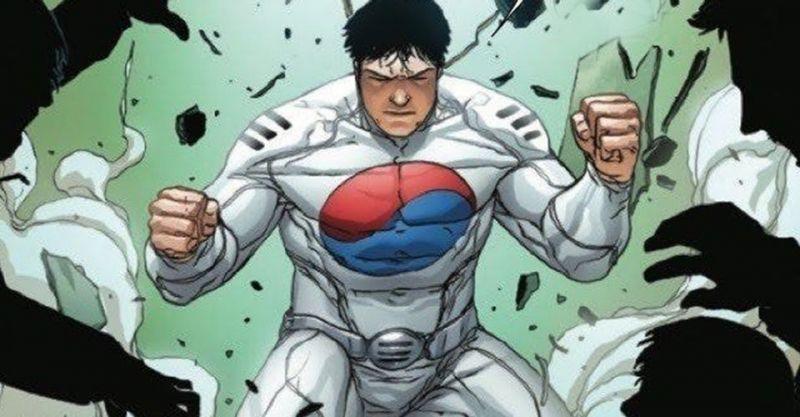 Jest Kapitan Ameryka, będzie też Kapitan Korea Południowa. Taegukgi wkracza do uniwersum
