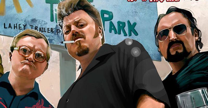 """Chłopaki z baraków dostaną komiks. """"Pier... Keanu Reeves ma dwa, a nas jest, kur..., trzech!"""""""