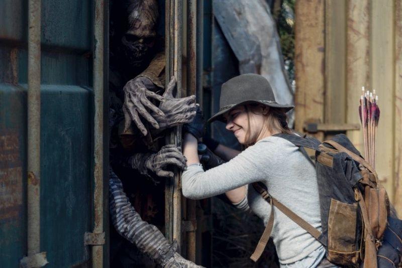 The Walking Dead - rozpoczęły się prace na planie 11. sezonu! Pierwsze zdjęcia zza kulis