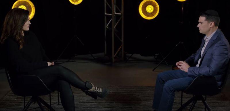 Gina Carano w programie Bena Shapiro. Opowiedziała o zastraszaniu, podwójnych standardach i przyjaźni z Pascalem