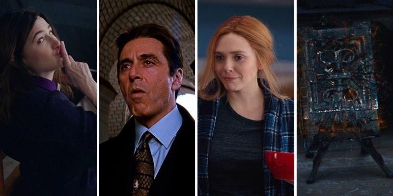 WandaVision, odcinek 7. - tajemnicza księga i... Al Pacino. Easter eggi i spekulacja z piekła rodem