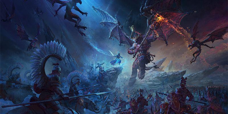 Total War: Warhammer III zapowiedziane! Zobaczcie efektowny zwiastun CGI
