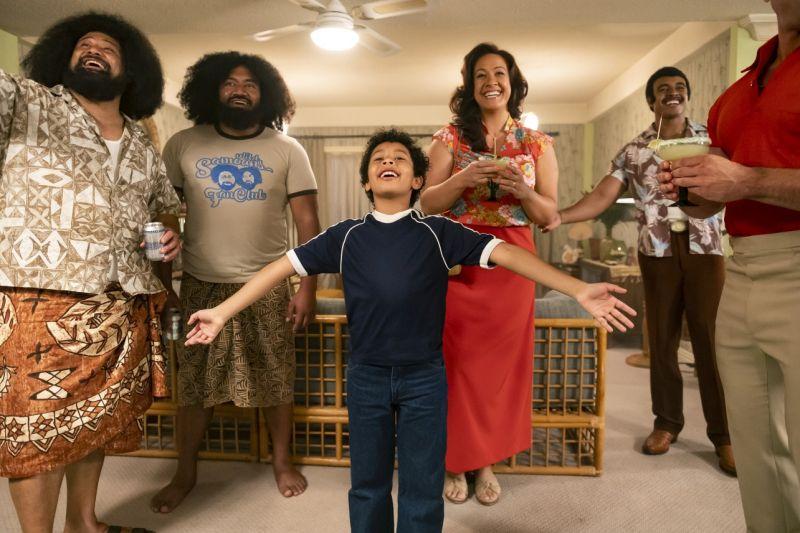 Young Rock - serial Dwayne'a Johnsona notuje dobrą oglądalność w premierowym odcinku