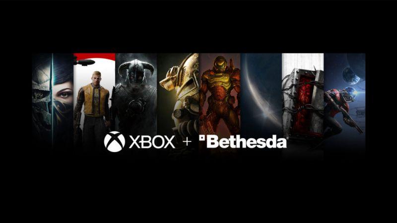Microsoft i Bethesda - wkrótce poznamy plany dotyczące współpracy obu firm