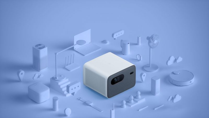 Mi Smart Projector 2 Pro – nowy inteligentny projektor do kina domowego