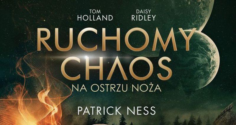Ruchomy chaos: filmowe wydanie powieści trafiło do księgarń