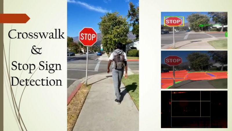 Sztuczna inteligencja wyjaśni niewidomym otaczających ich świat
