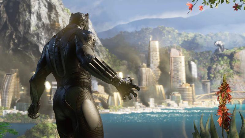 Avengers - Czarna Pantera nadciąga! War for Wakanda z datą premiery