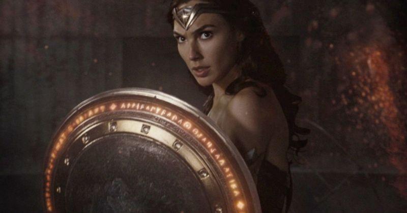 Wonder Woman vs Steppenwolf - fragmenty ze Snyder Cut [TYLKO U NAS]
