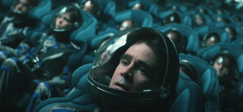 Voyagers - zwiastun widowiska science-fiction z Colinem Farrellem. Kiedy premiera?