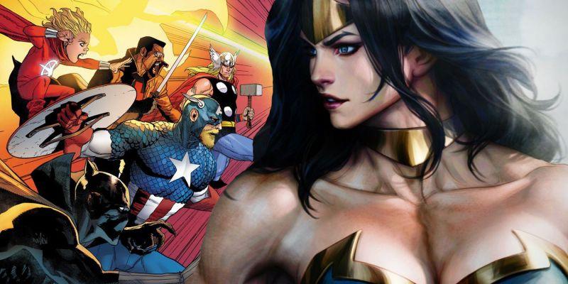Wonder Woman Marvela zabiła 2 członków Avengers. Doktor Strange to Najwyższy Sprinter!