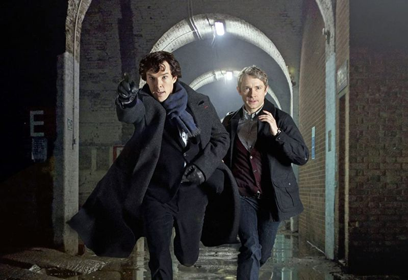 Sherlock - Gemma Chan odniosła się do udziału w kontrowersyjnym odcinku