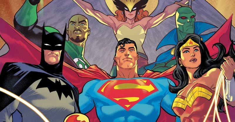 Liga Sprawiedliwych Bez Granic wraca - tym razem do świata komiksu