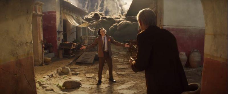 Loki - kolejny teaser serialu, Kilka nowych scen