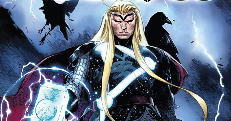 Marvel - Loki oddał tytuł boga kłamstw [SPOILER]. 2 postacie podniosły Mjolnir!