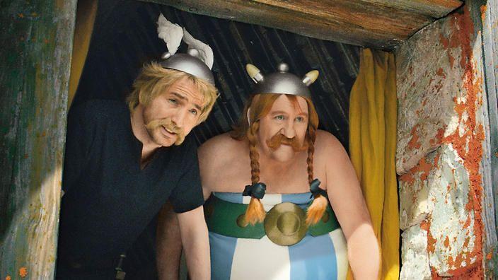 Asterix & Obelix: The Middle Kingdom - obsada filmu aktorskiego. Gwiazdy i Zlatan Ibrahimović