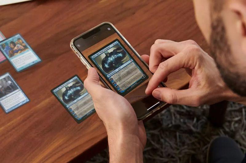 eBay zautomatyzuje proces wystawiania kart kolekcjonerskich na aukcje