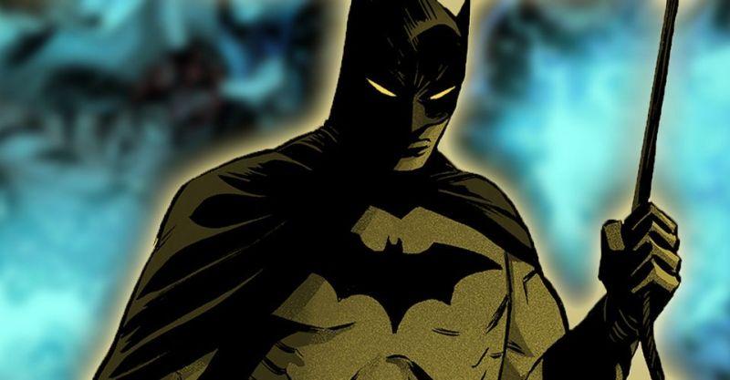 Batman rozwiązał zagadkę, a pomogła mu technologia jak ze Star Treka