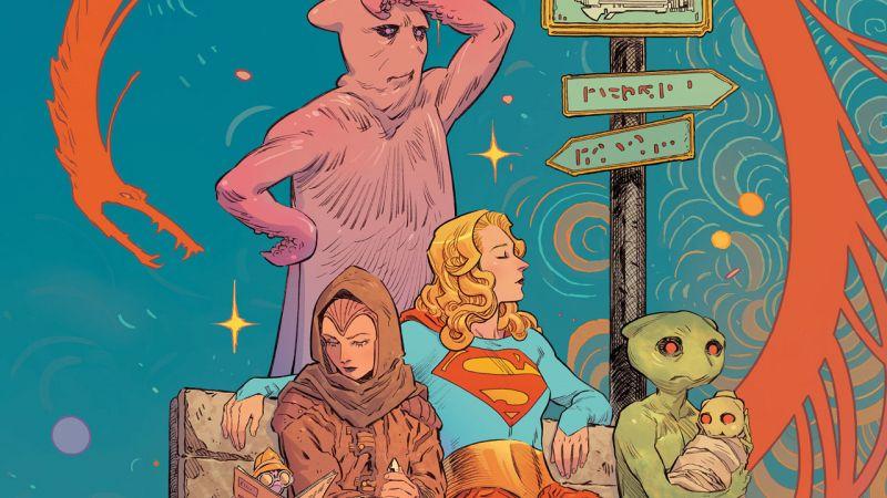 Supergirl: Kobieta Jutra. Zapowiedź komiksu wygląda lepiej niż cały serial The CW