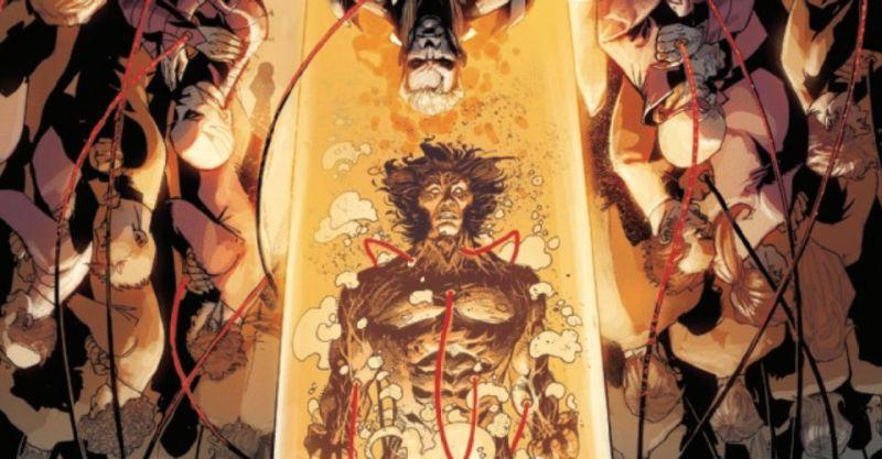 Klon Wolverine'a młotem na wampiry. X-Meni mają genialny plan zabicia krwiopijców