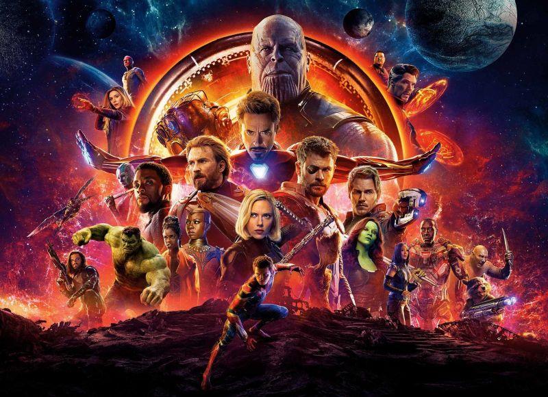 Avengers: Wojna bez granic - quiz dla fanów MCU. Thanos czeka na wasze odpowiedzi