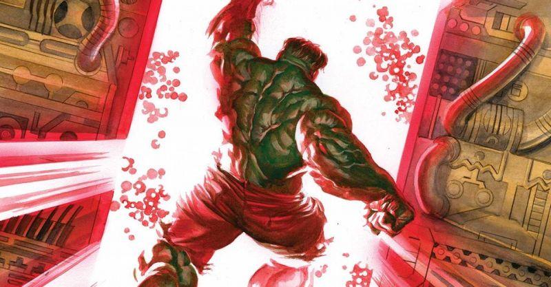 Immortal Hulk - wybitna seria oficjalnie dobiega końca. Oto tajemnicza okładka