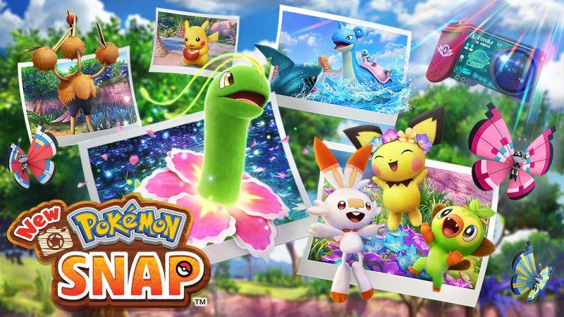 New Pokemon Snap – recenzja gry