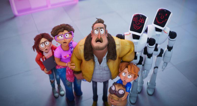 Mitchellowie kontra maszyny - polski Netflix cenzuruje postać LGBT w animacji. Serwis reaguje