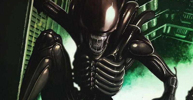 Alien - najniebezpieczniejszy Obcy ujawnia pełną formę. Co o nim wiemy?