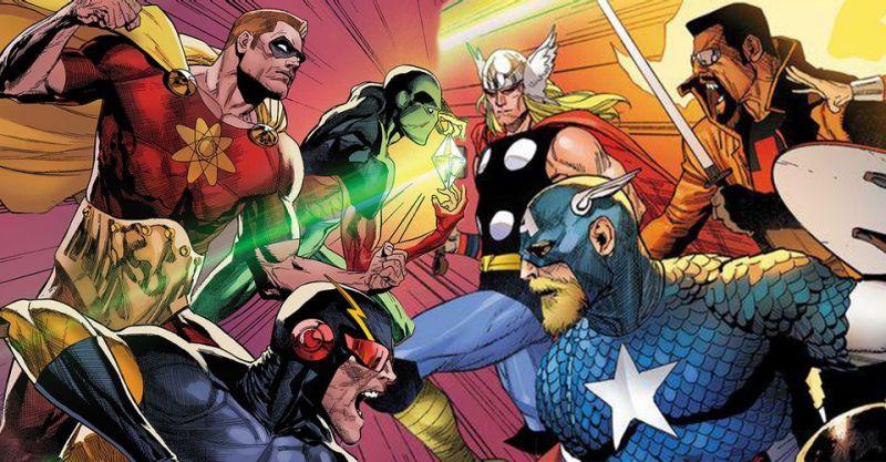 Avengers, assemble! Bitwa ze Squadron Supreme zmieni wszystko; Wasz ulubieniec z MCU mordercą