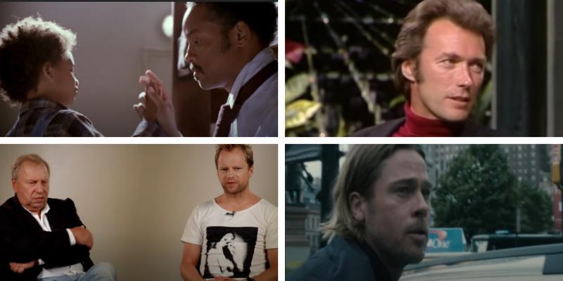 Ci ojcowie zagrali w filmach ze swoimi dziećmi. Smith, Eastwood, Stuhr, Pitt - kto jeszcze?