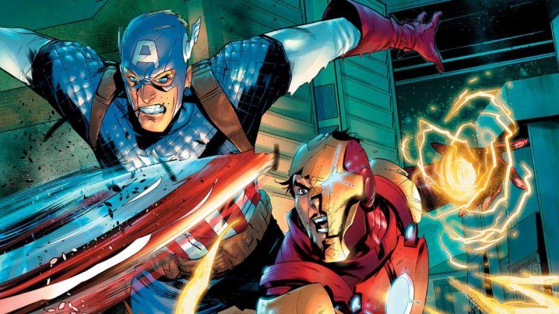 Kamień Czasu w komiksach to teraz [SPOILER]. Kapitan Ameryka i motyw kary śmierci